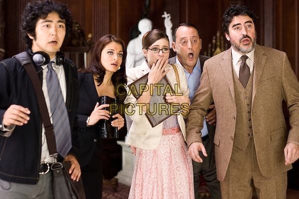 YUKI MATSUZAKI, AISHWARYA RAI, EMILY MORTIMER, JEAN RENO & ALFRED MOLINA.in The Pink Panther 2 .(The Next Pink Panther).(The Pink Panther Deux).*Filmstill - Editorial Use Only*.CAP/FB.Supplied by Capital Pictures.