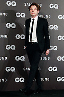 Charlie Heaton attends the 2017 'GQ Men of the Year' awards. November 16, 2017. (ALTERPHOTOS/Acero)