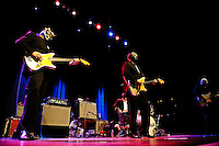 Los Straitjackets in concert at The Pageant in St. Louis, MO on May 28, 2009.