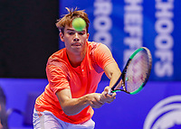 Rotterdam, Netherlands, December 15, 2017, Topsportcentrum, Ned. Loterij NK Tennis, Ryan Nijboer (NED) <br /> Photo: Tennisimages/Henk Koster