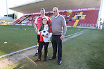 Vanamara Conference League match between Woking and Grimsby Town at the Kingfield Stadium, Woking, Surrey<br /> Picture by David Horn/eXtreme aperture photography +44 7545 970036<br /> 07/03/2015