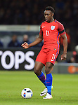 England's Danny Welbeck in action during the International Friendly match at Olympiastadion.  Photo credit should read: David Klein/Sportimage