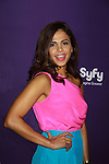 "Azita Ghanizada - General Hospital Night Shift ""Dr. Saira Barra"" & Alphas at the Syfy Upfront 2012 on April 24, 2012 at the American Museum of Natural History, New York City  (Photo by Sue Coflin/Max Photos)"