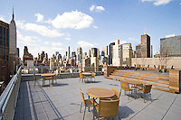 Roof Deck at 225 East 34th Street