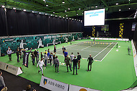 ABN AMRO World Tennis Tournament, Rotterdam, The Netherlands, 13 februari, 2017,  <br /> Photo: Henk Koster
