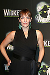 Julia Murney  attending the 10th Anniversary Celebration Party for 'Wicked'  at the Edison Ballroom on October 30, 2013  in New York City.