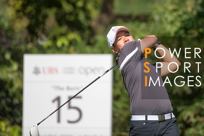 Players during the Am-Am tournament of the 58th UBS Hong Kong Golf Open as part of the European Tour on 13 December 2016, at the Hong Kong Golf Club, Fanling, Hong Kong, China. Photo by Vivek Prakash / Power Sport Images