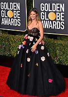 LOS ANGELES, CA. January 06, 2019: Heidi Klum at the 2019 Golden Globe Awards at the Beverly Hilton Hotel.<br /> Picture: Paul Smith/Featureflash