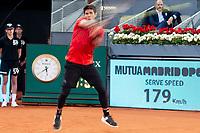 Spanish Fernando Verdasco during Mutua Madrid Open 2018 at Caja Magica in Madrid, Spain. May 08, 2018. (ALTERPHOTOS/Borja B.Hojas) /NortePhoto.com