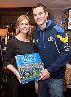Nicola Hanlon and Johnny Sexton