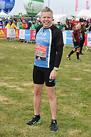 Rob Derring at the start of the 2017 London Marathon on Blackheath Common, London, UK. <br /> 23 April  2017<br /> Picture: Steve Vas/Featureflash/SilverHub 0208 004 5359 sales@silverhubmedia.com
