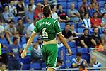League Santander 2017-2018 - Game: 2<br /> RCD Espanyol vs CD Leganes: 0-1.<br /> Gerard Gumbau.