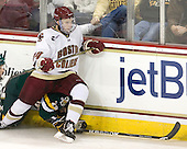Brett Leonard (Vermont - 26), Brooks Dyroff (BC - 14) - The Boston College Eagles defeated the visiting University of Vermont Catamounts 6-0 on Sunday, November 28, 2010, at Conte Forum in Chestnut Hill, Massachusetts.