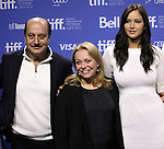 Director David O. Russell, actors Jacki Weaver and Jennifer Lawrence and Chris Tucker attending the The 2012 Toronto International Film Festival.Photo Call for 'Silver Linings Playbook' at the TIFF Bell Lightbox in Toronto on 9/9/2012
