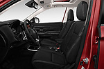 Front seat view of a 2018 Mitsubishi Outlander GT 4WD 5 Door SUV front seat car photos