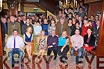 ..Mary Roberts Clonkeen Killarney who celebrated her 60th birthday with her family and friends in the Killarney Avenue Hotel on Saturday night..