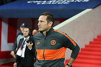 Chelsea manager Frank Lampard during Lille OSC vs Chelsea, UEFA Champions League Football at Stade Pierre-Mauroy on 2nd October 2019