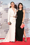 "Ursula Corbero and Blanca Suarez attend the ""Perdiendo El Norte"" Movie Premiere at Capitol Cinema, Madrid,  Spain. March 05, 2015.(ALTERPHOTOS/)Carlos Dafonte)"