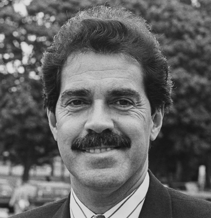 Portrait of Rep. Jose E. Serrano, D-N.Y., on June 08, 1992. (Photo by Chris Ayres/CQ Roll Call via Getty Images)