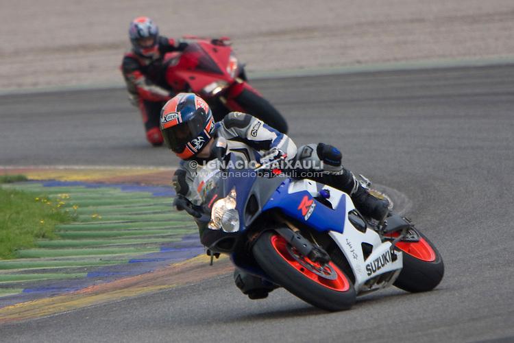 Tandas populares en el Circuito de la Comunitat Valenciana Ricardo Tormo  - 24/5/2008 - Cheste - Valencia