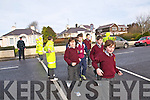 Junior School Warden Programme: Due to the retirement of a school warden at Scoil Realta na Madna, Listowel  a team of Junior school warden are in training and start on Monday next under the guidance of Sgt. Brian Fitzgerald, Listowel Gardai.