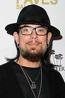HOLLYWOOD, CA - NOVEMBER 8: Dave Navarro at the Pop-Up Art Show by Billy Morrison and Steve Stevens at Ken Paves Salon in West Hollywood, California on November 8, 2019. Credit: David Edwards/MediaPunch