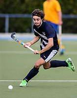 Action during the Men's National Under 21 Championships between Auckland and Southern, Lloyd Elsmore Park, Auckland, New Zealand. Sunday 7 May 2017. Photo:Simon Watts / www.bwmedia.co.nz