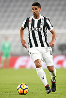 Calcio, Serie A: Juventus - Genoa, Torino, Allianz Stadium, 22 gennaio 2018. <br /> Juventus' Sami Khedira in action during the Italian Serie A football match between Juventus and Genoa at Torino's Allianz stadium, January 22, 2018.<br /> UPDATE IMAGES PRESS/Isabella Bonotto