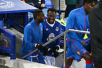 Romelu Lukaku of Everton appears for his 100th game in Everton colours - Everton vs Crystal Palace - Barclays Premier League - Goodison Park - Liverpool - 07/12/2015 Pic Philip Oldham/SportImage