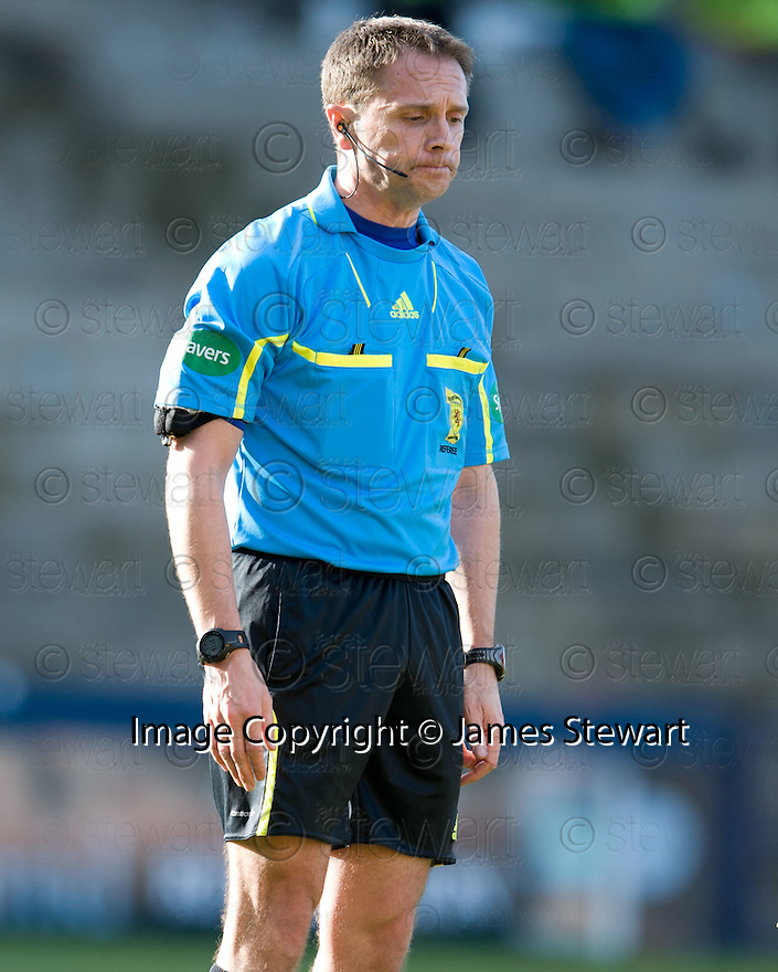 REFEREE CRAWFORD ALLAN