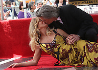 MAY 04 Goldie Hawn and Kurt Russell Honored At The Hollywood Walk of Fame