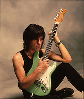 JEFF BECK- STUDIO SESSION