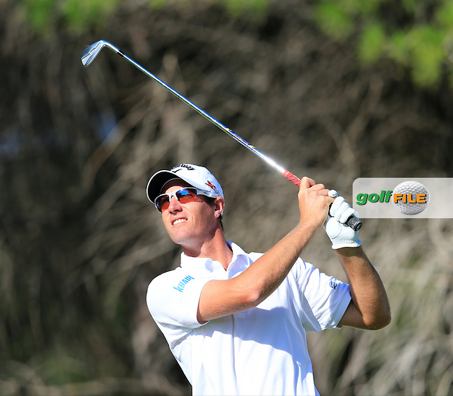 Nicolas COLSAERTS (BEL) during round 2 of the Turkish Airlines Open presented by the Ministry of Tourism and Culture, hosted at the The Montgomerie Maxx Royal,Antalya,Turkey.<br /> Picture: Fran Caffrey www.golffile.ie