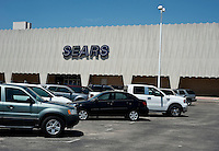 The entrance and parking lot to Sears at Valley View Center Mall in Dallas, Texas, Saturday, August 21, 2010. ..MATT NAGER for the Wall Street Journal