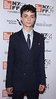 NEW YORK, NY-October 08:Lucas Jade Zumann at NYFF54 Centerpiece Gala presents the World Premiere of 20th Century Women  at Alice Tully Hall in New York.October 08, 2016. Credit:RW/MediaPunch