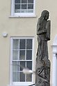 TRAVEL PIECE TO GO WITH GLENN PATTERSON COUNTY DOWN - The Viking statue in Portaferry.  Photo/Paul McErlane