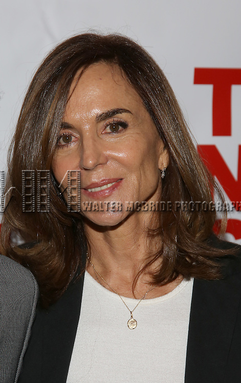 "Polly Draper attends the Opening Night of The New Group World Premiere of ""All The Fine Boys"" at the The Green Fig Urban Eatery on March 1, 2017 in New York City."