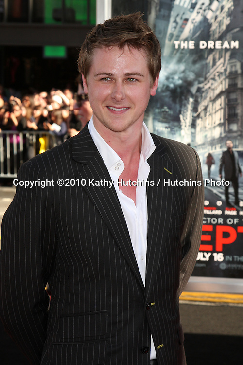 LOS ANGELES - JUL 13:  Richard Reid arrive at the Inception Premiere at Grauman's Chinese Theater on July13, 2010 in Los Angeles, CA ....