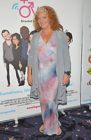 Louise Jameson at the &quot;Crossing Over&quot; UK film premiere, Cineworld West India Quay, Hertsmere Road, London, England, UK, on Sunday 06 August 2017.<br /> CAP/CAN<br /> &copy;CAN/Capital Pictures