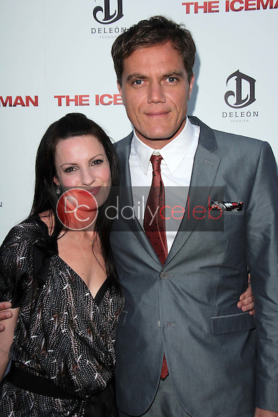 Kate Arrington, Michael Shannon<br />