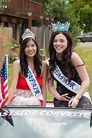 Jennifer Tang & Makenna Evenson, Kent Cornucopia Days, Kent, Washington State, WA, USA.
