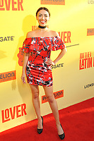 www.acepixs.com<br /> <br /> April 26 2017, LA<br /> <br /> Grace Parra arriving at the premiere of 'How To Be A Latin Lover' at the ArcLight Cinemas Cinerama Dome on April 26, 2017 in Hollywood, California. <br /> <br /> By Line: Peter West/ACE Pictures<br /> <br /> <br /> ACE Pictures Inc<br /> Tel: 6467670430<br /> Email: info@acepixs.com<br /> www.acepixs.com