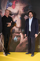 Spanish actor Antonio Banderas and American director Ken Biller attends to presentation of the film 'Genius: Picasso' at Palace Hotel in Madrid , Spain. March 21, 2018. (ALTERPHOTOS/Borja B.Hojas) /NortePhoto.com NORTEPHOTOMEXICO