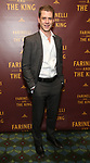 Lucas Hall attends the Broadway Opening Night performance After Party for 'Farinelli and the King' at The Belasco Theatre on December 17, 2017 in New York City.