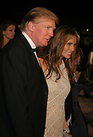 CelebrityArchaeology.com<br /> New York City<br /> 2005 FILE PHOTO<br /> Donald Trump Melania<br /> Photo By John Barrett-PHOTOlink.net<br /> -----<br /> CelebrityArchaeology.com, a division of PHOTOlink,<br /> preserving the art and cultural heritage of celebrity <br /> photography from decades past for the historical<br /> benefit of future generations.<br /> ——<br /> Follow us:<br /> www.linkedin.com/in/adamscull<br /> Instagram: CelebrityArchaeology<br /> Twitter: celebarcheology