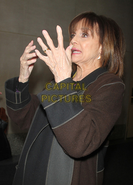 NEW YORK, NY - APRIL 16: Valerie Harper at NBC's Today Show in New York City on April 16, 2014.  <br /> CAP/MPI/RW<br /> &copy;RW/ MediaPunch/Capital Pictures