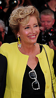 www.acepixs.com<br /> <br /> May 21 2017, Cannes<br /> <br /> Emma Thompson arriving at the premiere of 'The Meyerowitz Stories' during the 70th annual Cannes Film Festival at Palais des Festivals on May 21, 2017 in Cannes, France<br /> <br /> By Line: Famous/ACE Pictures<br /> <br /> <br /> ACE Pictures Inc<br /> Tel: 6467670430<br /> Email: info@acepixs.com<br /> www.acepixs.com