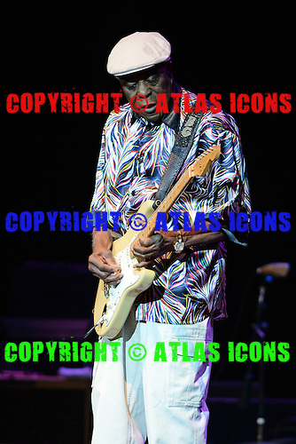 HOLLYWOOD FL - OCTOBER 15: Buddy Guy performs at Hard Rock Live held at the Seminole Hard Rock Hotel & Casino on October 15, 2015 in Hollywood, Florida. : Credit Larry Marano © 2015