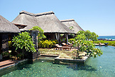 MAURITIUS, Chemin Grenier, South Coast, a luxury suit and private pool at the Hotel Shanti Maurice