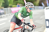 Picture by Allan McKenzie/SWpix.com - 15/05/2018 - Cycling - OVO Energy Tour Series Womens Race - Round 2:Motherwell - Team Breeze's Megan Barker.